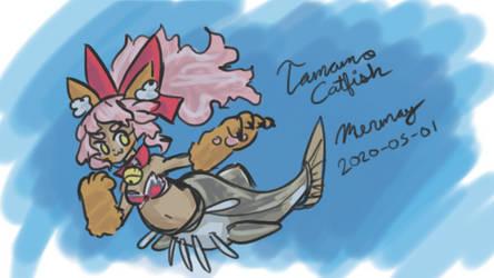 FGO - Tamamo Catfish!