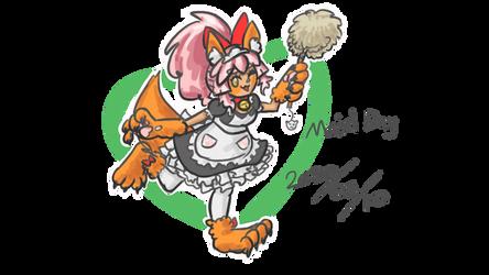FGO - Maid Day Tamamo Cat 2020