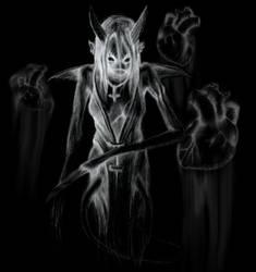 Phantom of ideal sensibility by psychostinch