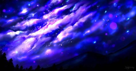 Scattering Sky