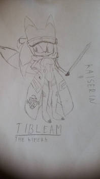 I Drew Tibleam Because Why Not :P