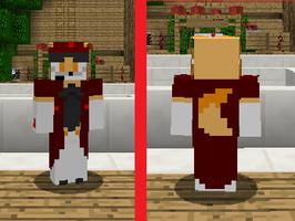 Minecraft Tibleam skin