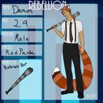 Damon: app by Jenndragon