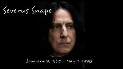 Severus Snape Edit