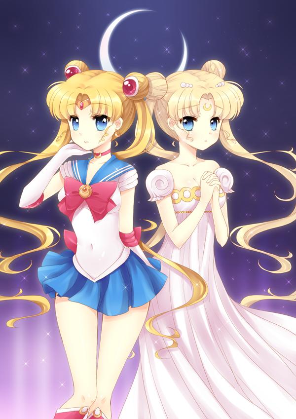 moonlight princess by Moorina