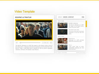 Video Template by seifip