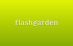 flashgarden logo by seifip