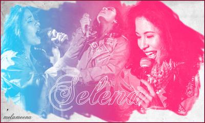 Selena by melameena