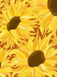 Sunflower Print II
