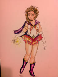 Sailor Dawn Star