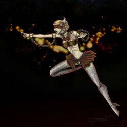 Sailor Stone Credenda [TRIGGER WARNING] [Contest] by GabiStar