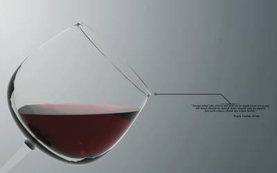Wine Quote by Tectix