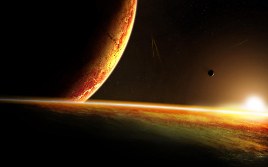 Planet Wall VII