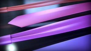 Violet Ties