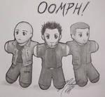 OOMPH Plushies