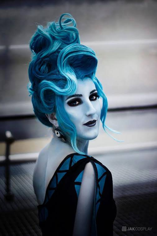 Hades Disney (Sakimichan Version) by Jak Cosplay by