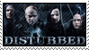 Disturbed Stamp by NuclearFizix