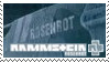 Rammstein Rosenrot Stamp by NuclearFizix