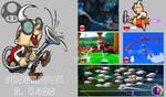 Professor E. Gadd Super Smash Bros. Moveset