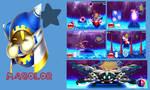 Magolor Super Smash Bros Moveset