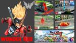Wonder Red Super Smash Bros. Moveset