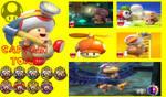 Captain Toad Super Smash Bros. Moveset