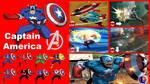 Captain America Super Smash Bros. Moveset
