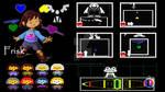 Frisk Super Smash Bros. Moveset