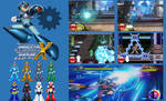 Mega Man X Super Smash Bros Moveset