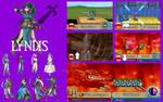 Lyn Super Smash Bros. Moveset