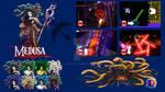 Medusa Super Smash Bros Moveset