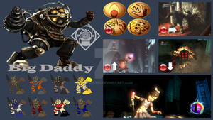 Big Daddy (Updated) Super Smash Bros Moveset