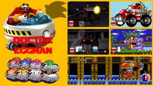 Doctor Eggman Super Smash Bros Moveset