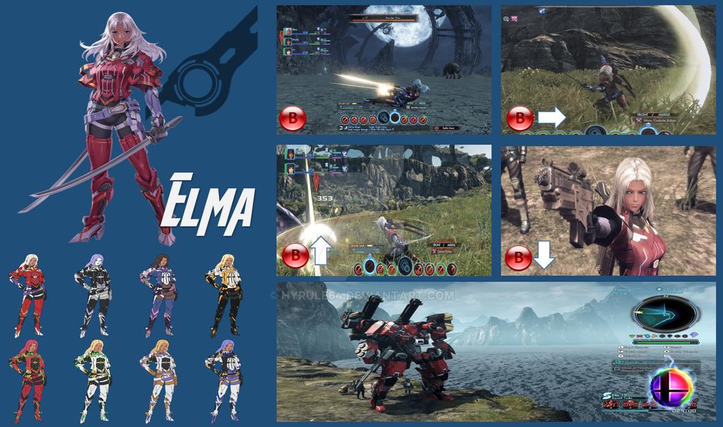 Elma Super Smash Bros Moveset by Hyrule64 on DeviantArt