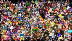 200 Character Movesets