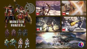 Monster Hunter Super Smash Bros Moveset