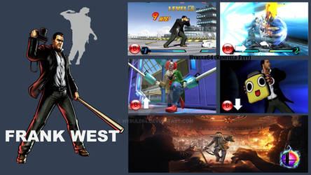 Frank West Super Smash Bros Moveset