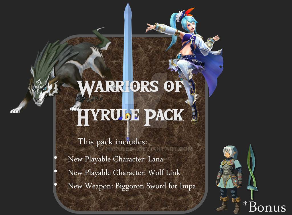 Age Of Calamity Dlc Wishlist Warriors Of Hyrule By Hyrule64 On Deviantart