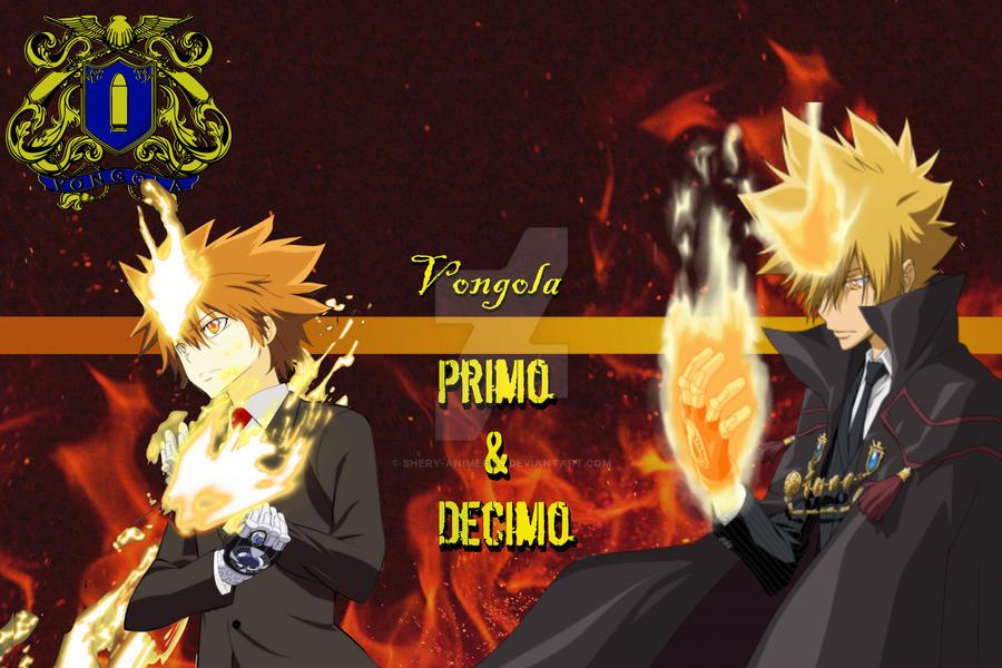 Katekyo Hitman Reborn Wallpaper By Shery Animefan On Deviantart