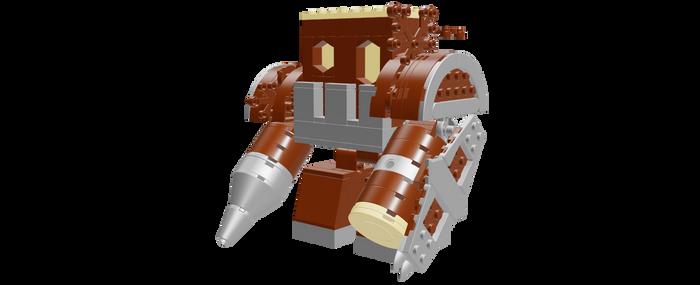 Lego Mighty Oak