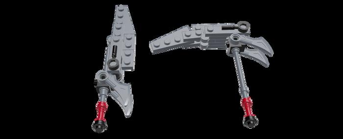 Lego Harbinger