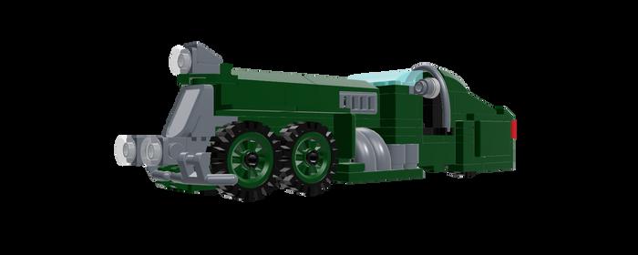 Lego Dieselpunk Car