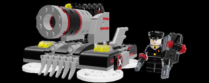 Lego Neon Valkyrie