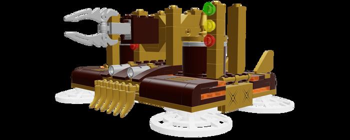 Lego Neon Valhalla