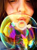 Bubbles II by zimnadlon