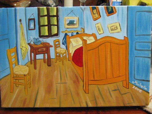 La chambre de van gogh by choyerita on deviantart - La chambre de van gogh ...