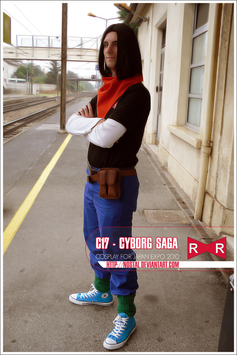 Dragonball Cosplay Android 17