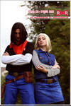 Dragonball - cosplay 17 and 18