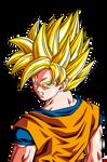 Son Goku ssj - Raging Blast HD