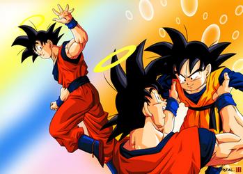 Goku ano yo ni kaeru by Nostal